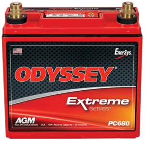 Odyssey PC680 AGM Battery
