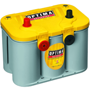 Optima Batteries 8014-045 D3478 YellowTop Dual Purpose Battery