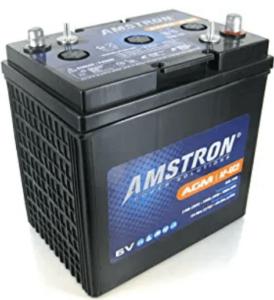 Amstron GC2 6V AGM Golf Cart