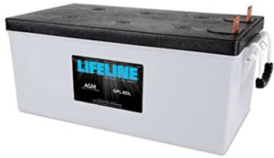 Marine Lifeline AGM Battery