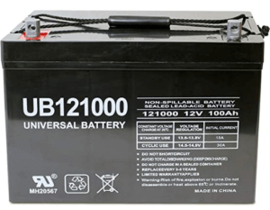 Universal Power Group UB121000
