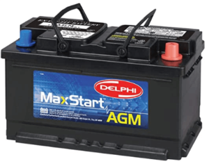 Delphi BU9094R MaxStart AGM Premium Automotive Battery