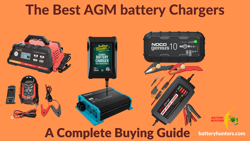 Best AGM Battery Chargers