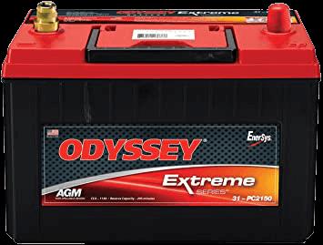 Odyssey Battery 31-PC2150T Automotive Group Battery