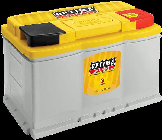 Optima Batteries DH6 YelowTop Sealed AGM