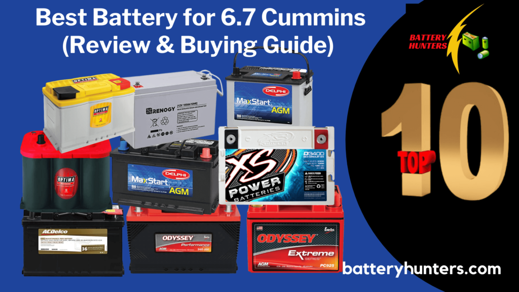 Best Battery for 6.7 Cummins (Review & Buying Guide)