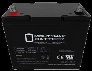 Mighty Max Motor Deep Cycling Battery