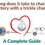 How long does it take to charge a car battery with a trickle charger