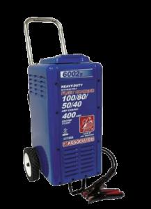 Associated Equipments 6002B 6121824V 100805040 Amp 400 Amp Charger