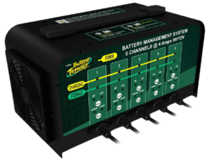 Battery Tender 5-Bank Charger