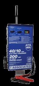 5. Associated Equipment US20 6/12 Volt Value Battery Charger
