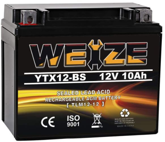 Weize YTX12-BS