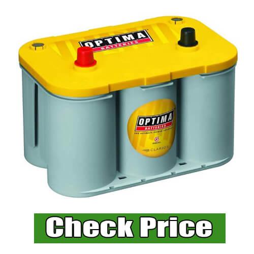 Optima Batteries OPT8012-021 D34 YellowTop Dual Purpose Battery